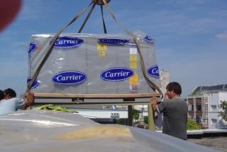 AUDI - Aire acondiconado split inverter calefacción climatización radiadores calderas carrier midea