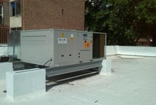 BANCO MACRO - Aire acondiconado split inverter calefacción climatización radiadores calderas carrier midea