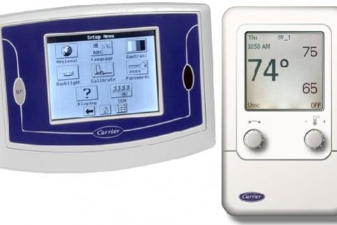 Nueva línea de Controladores. - Aire acondiconado split inverter calefacción climatización radiadores calderas carrier midea