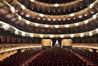 Teatro El Círculo - Aire acondiconado split inverter calefacción climatización radiadores calderas carrier midea