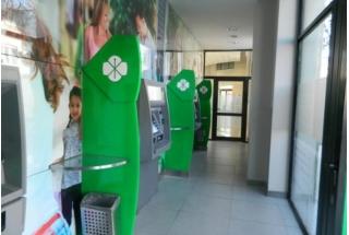 NUEVO BANCO DE SANTA FE (Suc.Echesortu) - Aire acondiconado split inverter calefacción climatización radiadores calderas carrier midea
