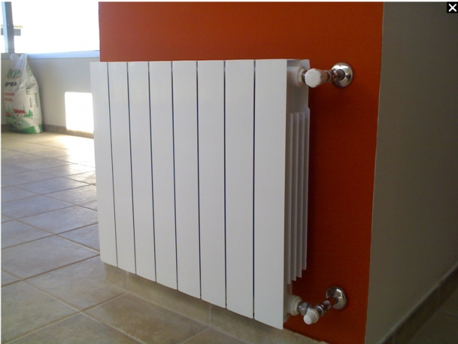 Acondicionamiento de aire sistema de calefacci n por - Modelos de radiadores ...