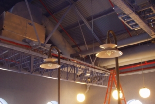 Museo de los Niños - Aire acondiconado split inverter calefacción climatización radiadores calderas carrier midea