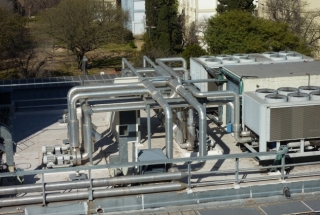 Universidad Católica Argentina - Aire acondiconado split inverter calefacción climatización radiadores calderas carrier midea