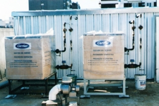 Laboratorios Wiener - Aire acondiconado split inverter calefacción climatización radiadores calderas carrier midea